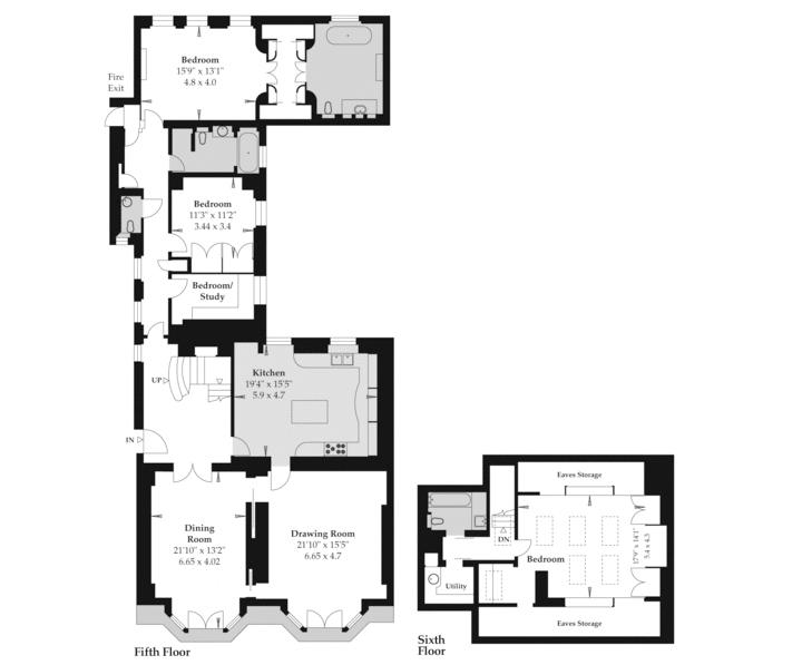 Plan maison plain pied 4 chambres avec suite parentale for Plan maison creole traditionnelle