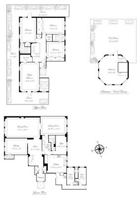 Real Estate Agent Property A Little Weekend Floor Plan Porn