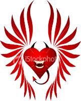 evil valentine's day