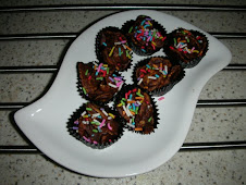 Home Made Badam Choc Cornflakes
