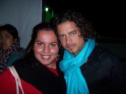 Con Chacho Gaytán!!!