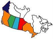 Canadian Provinces Visited