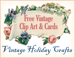Vintage Holiday Crafts