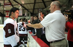 2009-2010 co-Captain Mike Wakita on Media Day