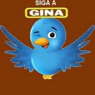 Siga a Gina no Twitter