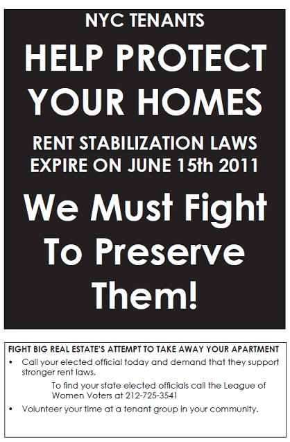 New York's Rent Stabilization Law – Up in the Air