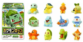Pokemon Kids Starter Mate Bandai