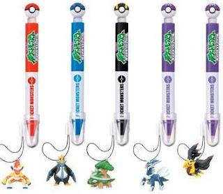 DS Touch Pen Pokemon DP DX Yujin