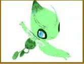 Celebi from Kokuban