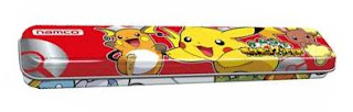 Pokemon Pencil Case Namco