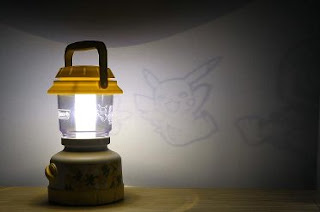 Coleman & Bandai Pokemon Lantern