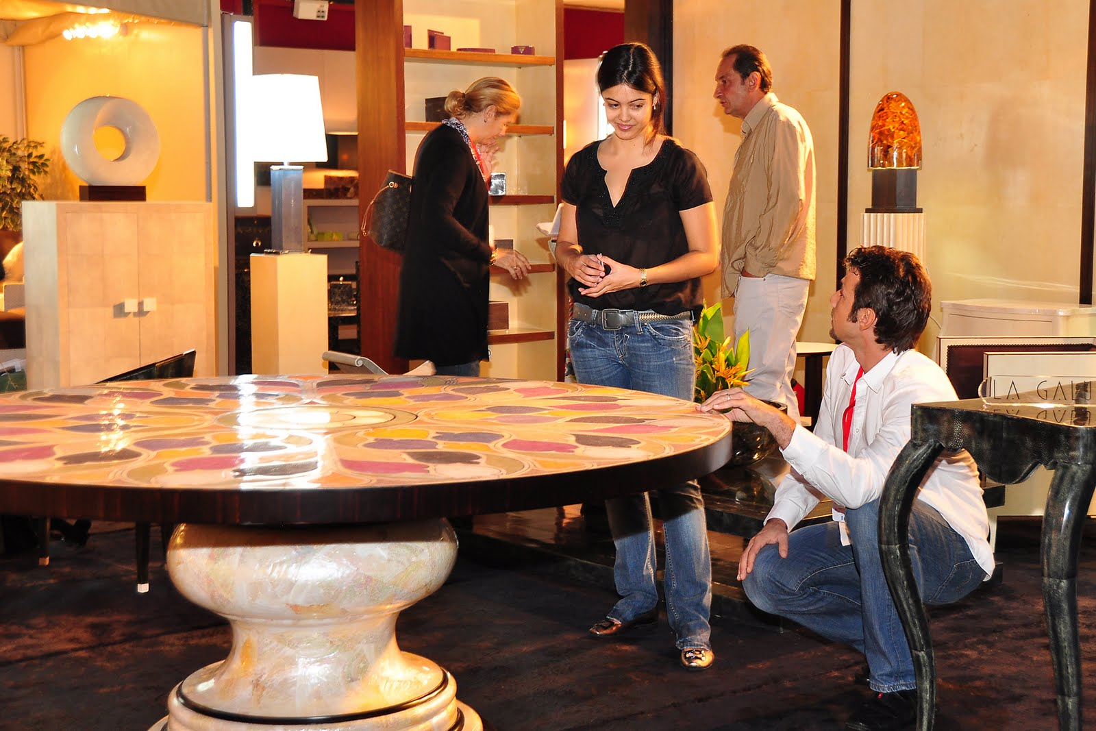 Beau BUYERS Representing Philippine Based Companies Were The Top Visitors During  The Cebu International Furniture And Furnishings Exhibition (CEBUNEXT)  2010, ...