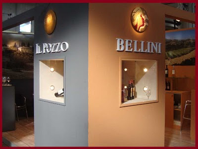stand cantine bellini vinitaly 2010