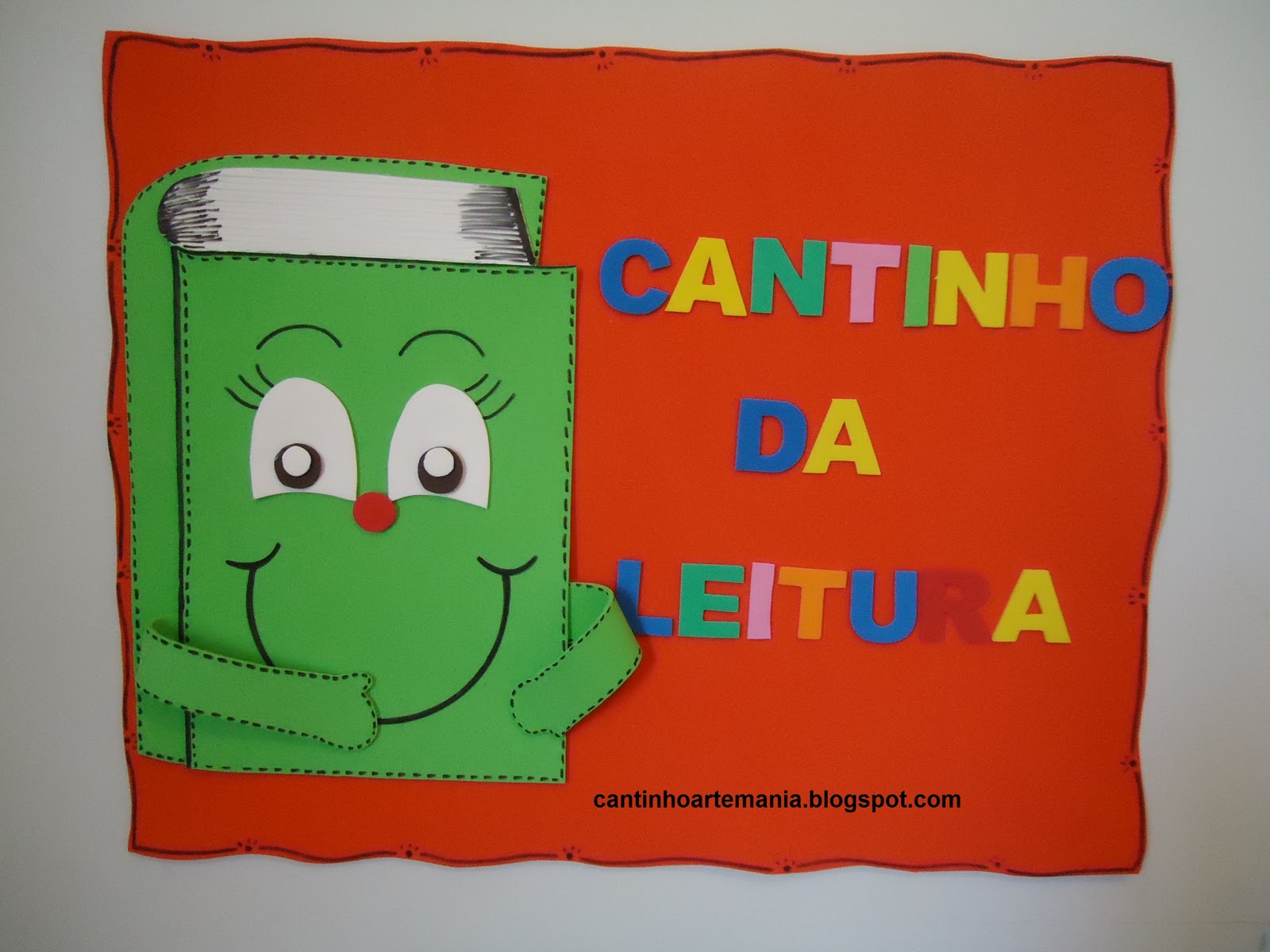 Biblioteca  Cantinho Da Leitura