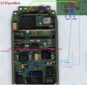 3310 lcd problem 3310 no display 3310 blank display problem 3310 blank