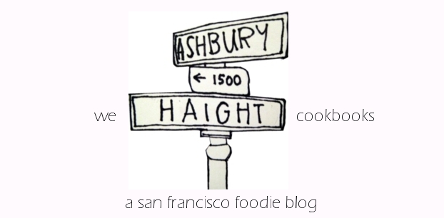 We Haight Cookbooks