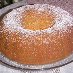 Knocking Everywhere: Sherry Nutmeg Pound Cake