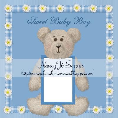 http://nancysmemoriesandscraps.blogspot.com/2009/04/sweet-baby-boy-quick-page.html