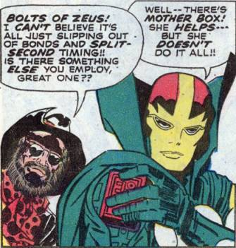 IAN&#39;S MOTHER BOX