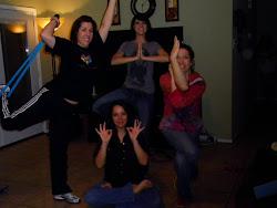 Yoga Sissies