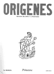 Orgenes (en el blog)