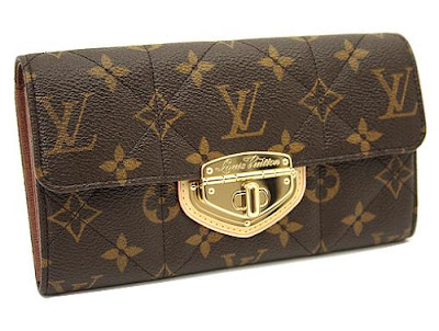 Louis Vuitton Sarah Wallet-Monogram