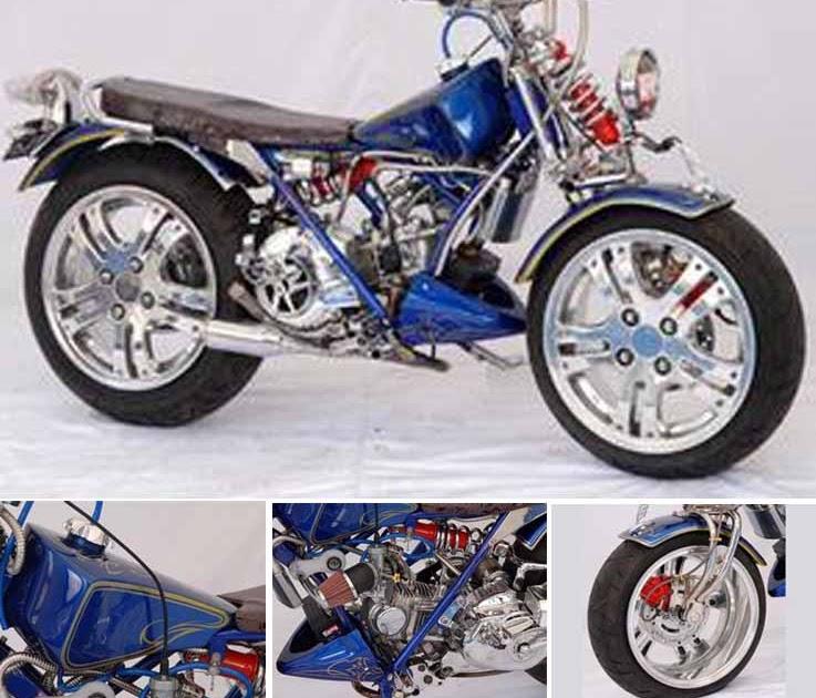 ... Mio Jadi Motor Sport Klasik |GAMBAR FOTO CONTEST MODIFIKASI MOTOR
