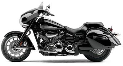 Touring Bike Yamaha Stratoliner Deluxe