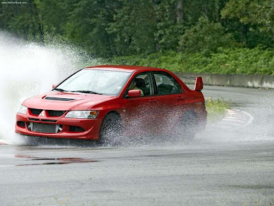 mitsubishi lancer evo 8 wallpaper. The Lancer Evolution