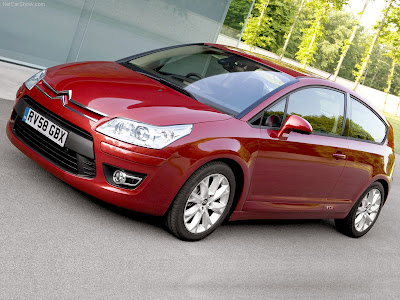 2009 Citroen C4 Coupe. Posted by syarif at 7:50 AM