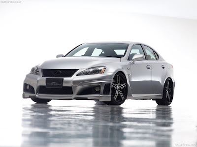 Lexus IS F Car Image