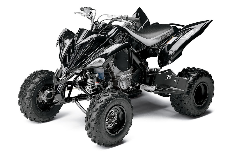 Gambar ATV Yamaha Terbaru Raptor 700R SE 2011