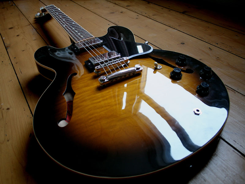 guitars wallpaper. Gibson Guitar Wallpaper