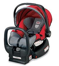 How To Unlock Britax Car Seat From Base