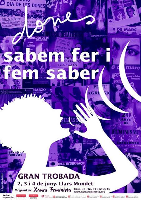 xarxa feminista, Roser Pineda