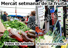 Mercado semanal de la fruta
