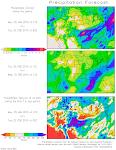 Pronostico climatico regional a 10 dias