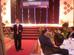 Executive Talk- Transformasi Diri. JKR Msia 2010