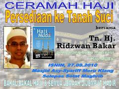 Ceramah Haji