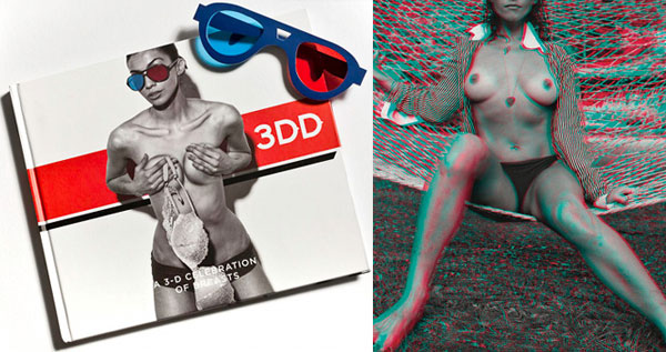 3DD: A 3-D Celebration of Breasts