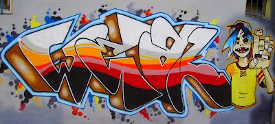 Murals Graffiti Art and 3D Graffiti Alphabet >> Graffiti Alphabet