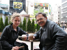 Tokyo, April 2007