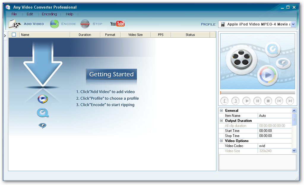 Crack any video converter new full version download