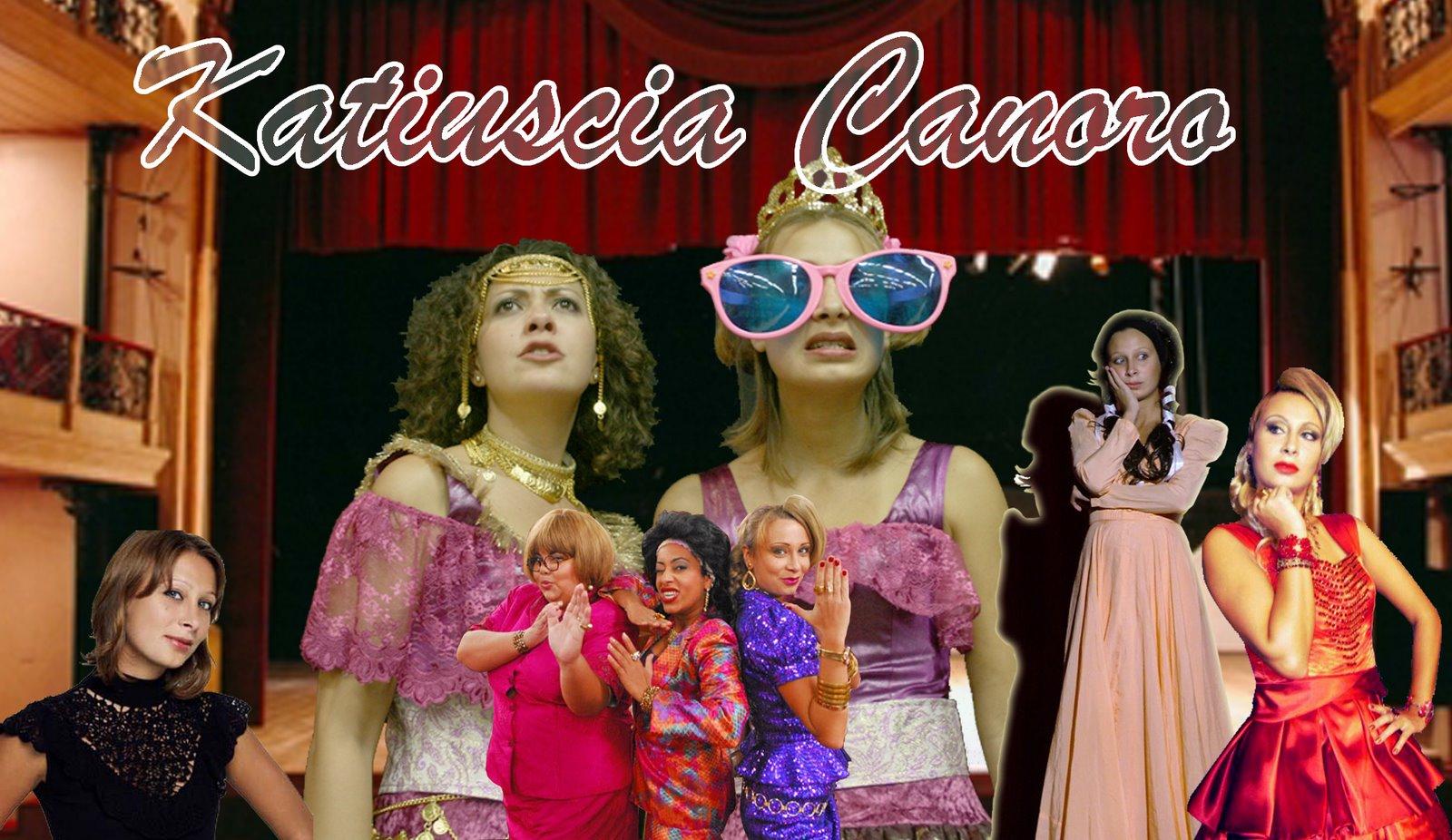 Katiuscia Canoro