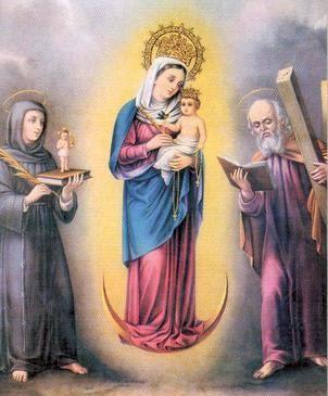 El santo de hoy...Nuestra Señora del Rosario de Chiquinquirá CHIQUINQUIR%C3%81+NTA.SRA.+DEL+ROSARIO.P.COLOM.+B.MEGF.MIERC.30+SEPT.2009VirgenDeChiquinquira