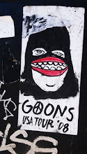 Goons Tour Poster