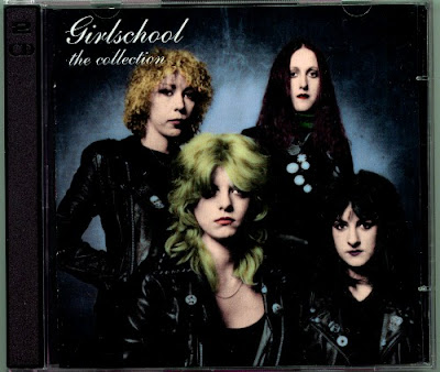 THE COLLECTION OF GIRLSCHOOL(2003)