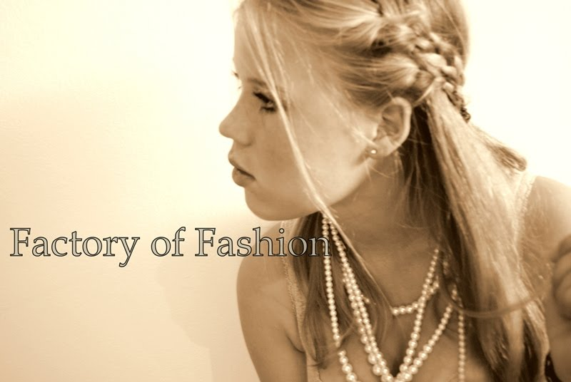 Factory of fashion