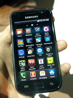 Daftar Harga Samsung Galaxy Agustus 2012