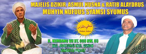 Majelis Ratib dan Asmaul Husna Muhyin Nufuus